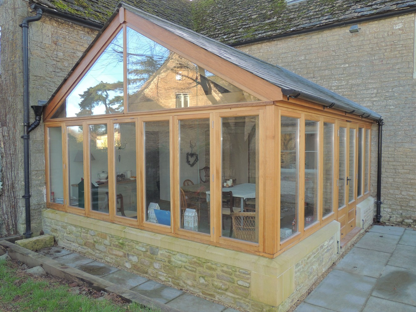 Kitchen Conservatory Conservatory And Kitchen Extensions Dokic Joinery Dokic Joinery